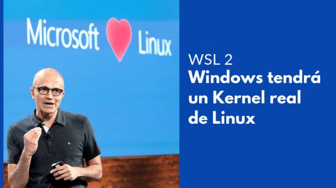 Wsl Windows Kernel Linux