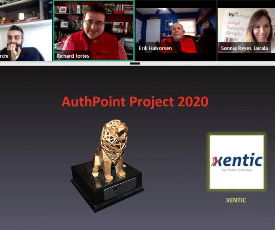proyecto authpoint xentic