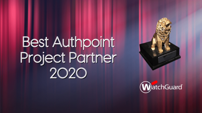 Xentic Best Authpoint Project Partner 2020